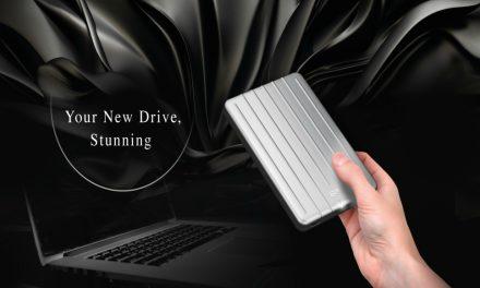 SSD portátil Bolt B75 de Silicon Power