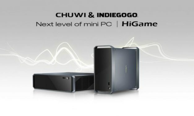 Chuwi HiGame promete ser la mini PC gaming