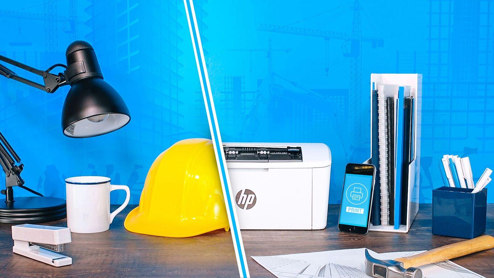 HP rompe los límites de la impresión
