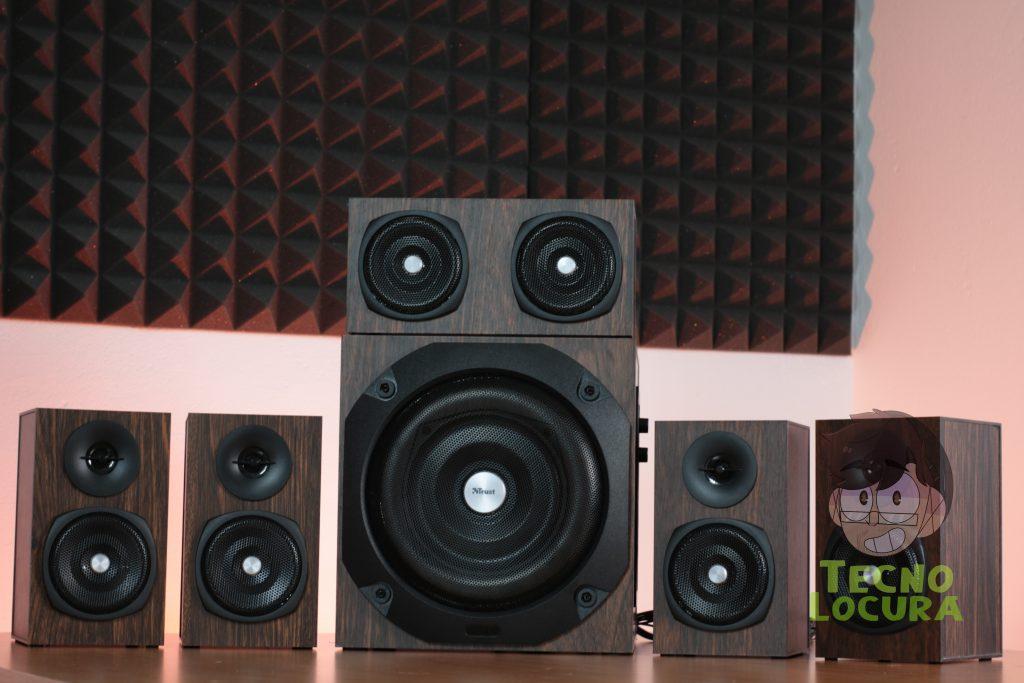 Trust Vigor 5.1 Surround Speaker