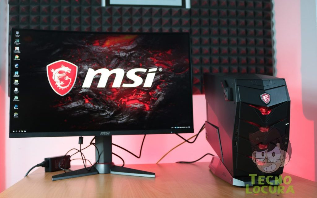 MSI Aegis 3 y Optix MAG: La review más TOP