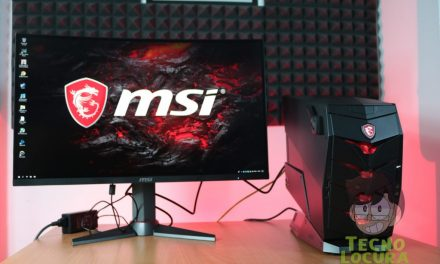 MSI Aegis 3 y Optix MAG: La review más TOP