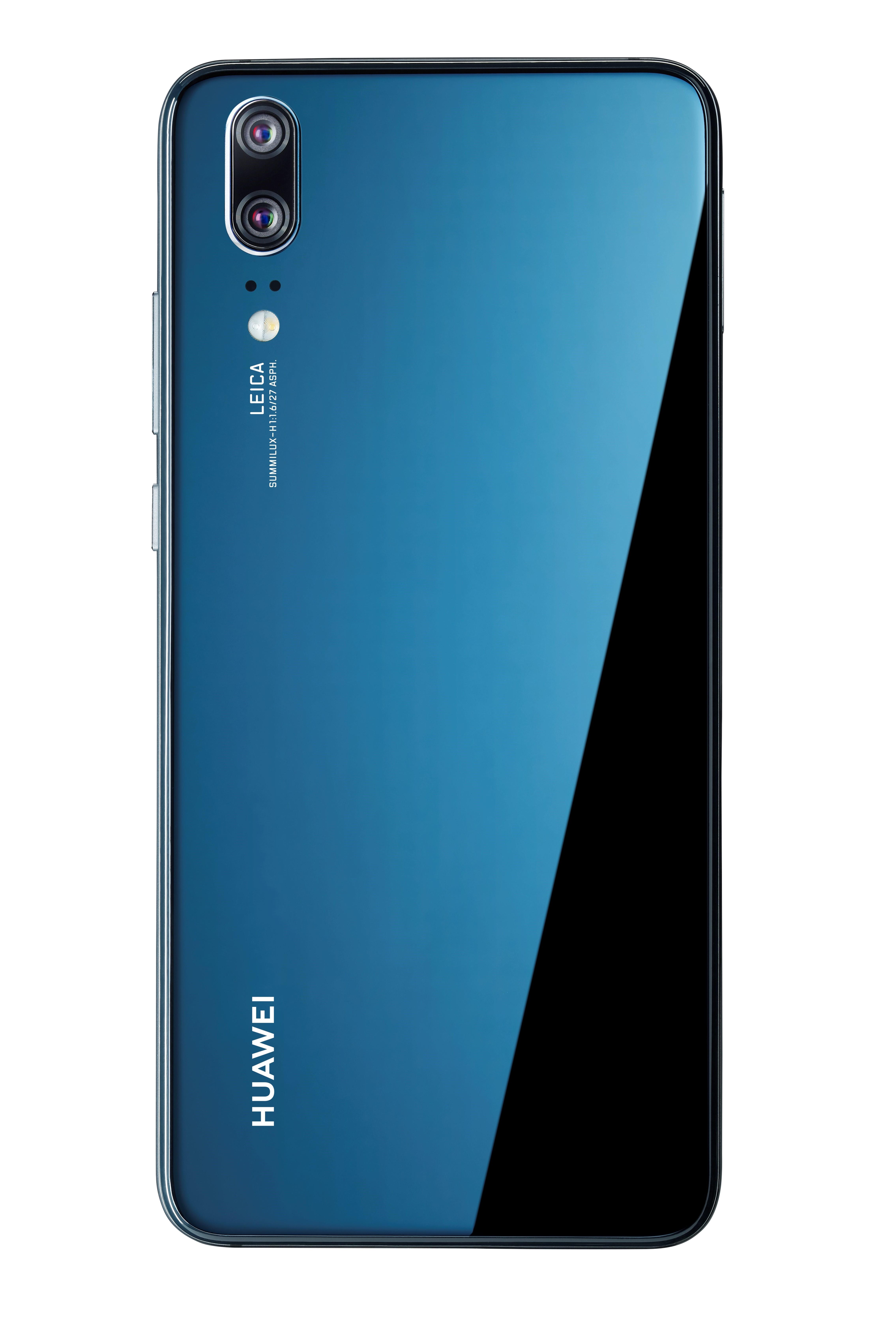 Huawei y Vodafone