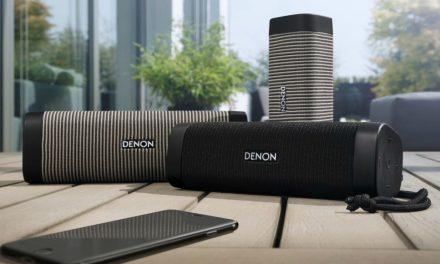 Denon Envaya: Sonido Hi-Fi donde quieras, como quieras y cuando quieras