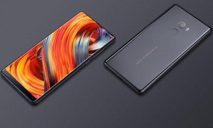 Xiaomi Mi MIX 2 baja 100€ su precio en España
