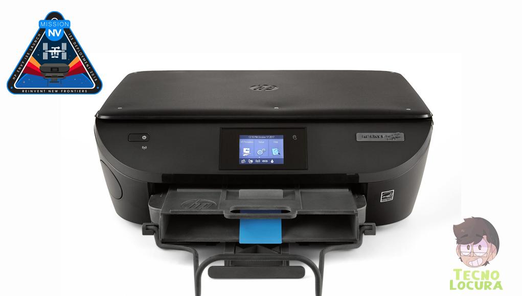 HP envía al espacio una nueva impresora para la Estación Espacial Internacional