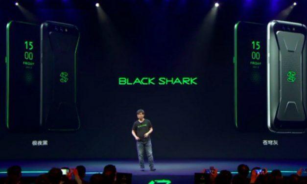 Xiaomi Black Shark, ¿sustituirá las consolas portátiles?