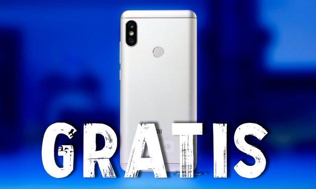 ÚLTIMAS HORAS para ganar un Xiaomi Redmi Note 5
