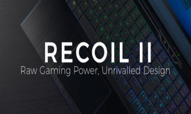 PC Specialist RECOIL II, su portátil gaming Ultra Slim
