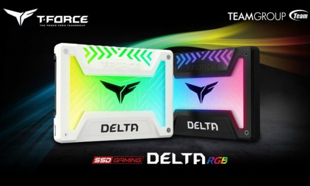 Team Group anuncia T-Force Delta RGB SSD