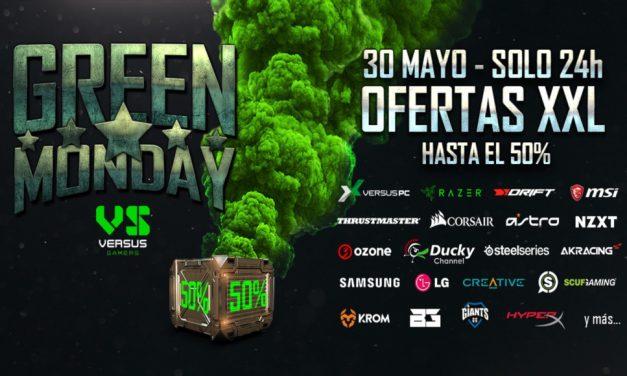 Green Monday de Versus Gamers con 24h de grandes ofertas