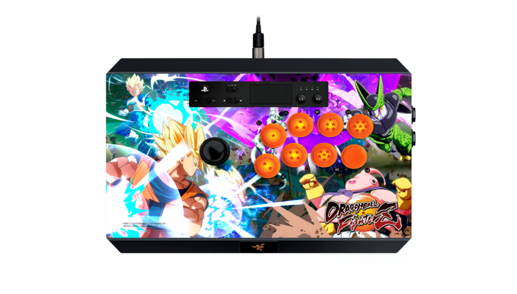 Razer lanza sticks Dragon Ball Fighterz para Xbox y PS4