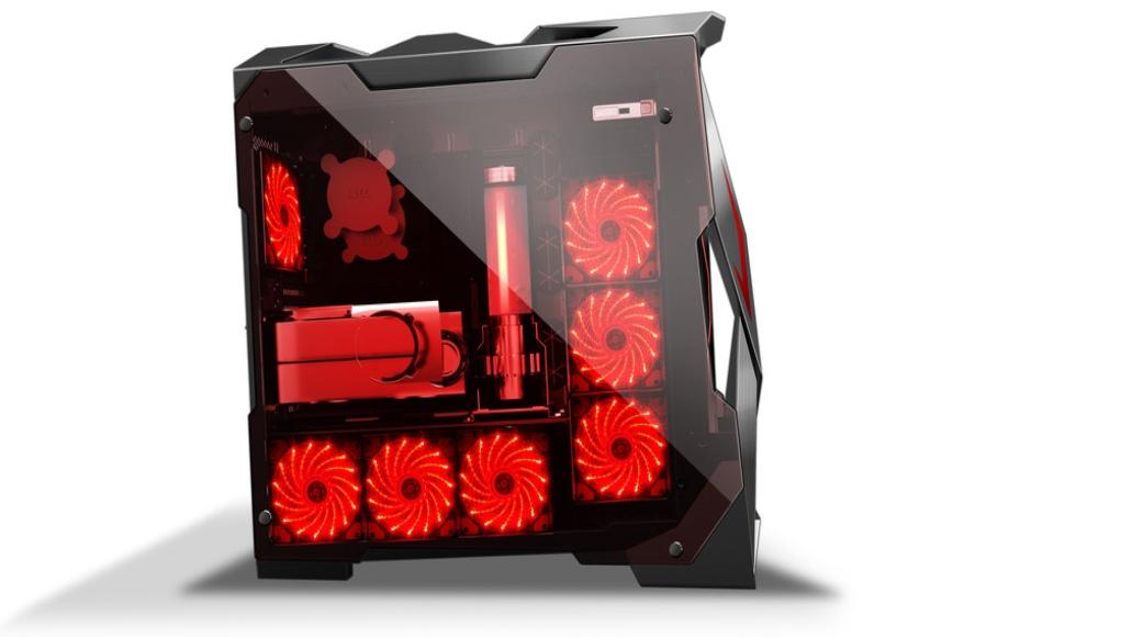 Apexgaming X-Mars Tempered Glass Gaming anunciado