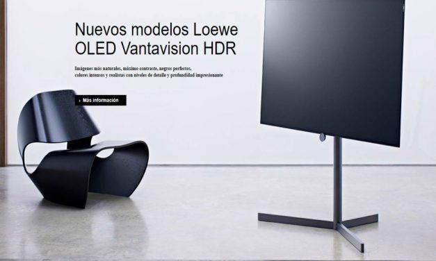 El Mundial en un televisor Loewe ahora puede ser real