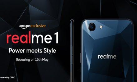 Realme es una nueva submarca exclusiva de OPPO