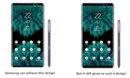 Samsung Galaxy Note 9: Primeras imágenes filtradas