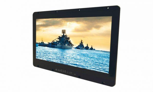 Sparton Corporation presenta pantalla LCD militar 4K de 24″