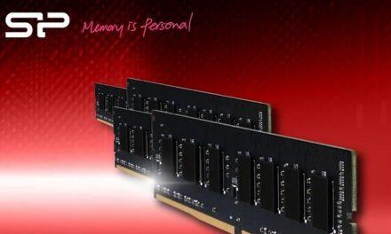 Silicon Power lanza actualizaciones de su legendaria RAM