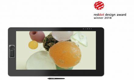 Wacom gana seis premios Red Dot por la excelente calidad de sus diseños