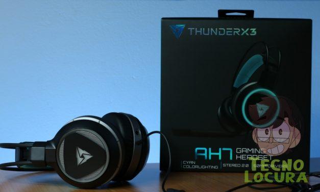ThunderX3 AH7GLOW, de lo mejor calidad-precio