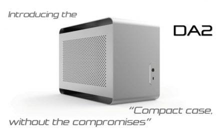 Streacom DA2, una caja Mini-ITX compacta ideal
