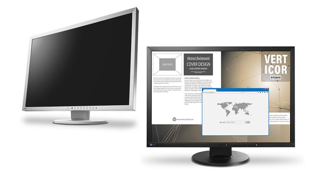 EIZO presenta el monitor FlexScan EV2430 de 24 pulgadas