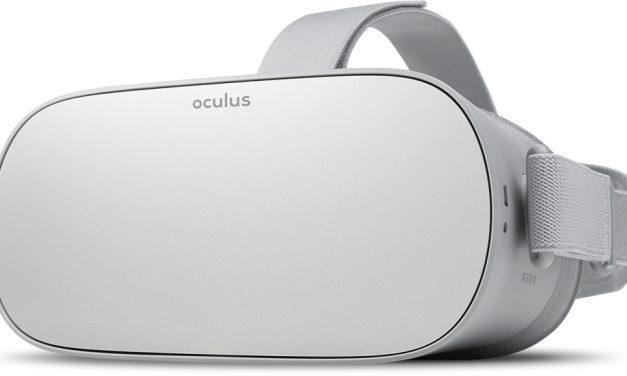 Oculus Go, ¡Más de 1.000 títulos ya disponibles!