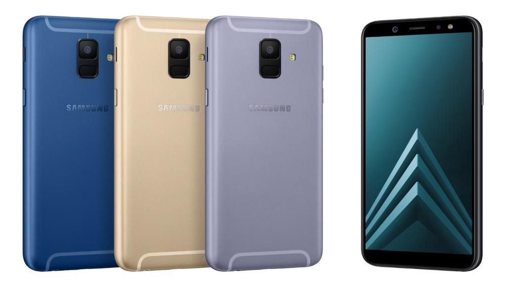 Samsung Anuncia Los Nuevos Modelos Galaxy A6 Y A6