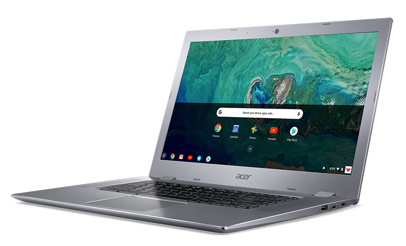 Chromebook convertible