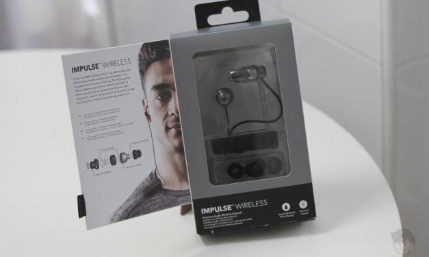 Probando los auriculares Bluetooth Ifrogz Impulse Wireless ¿Que me han parecido?
