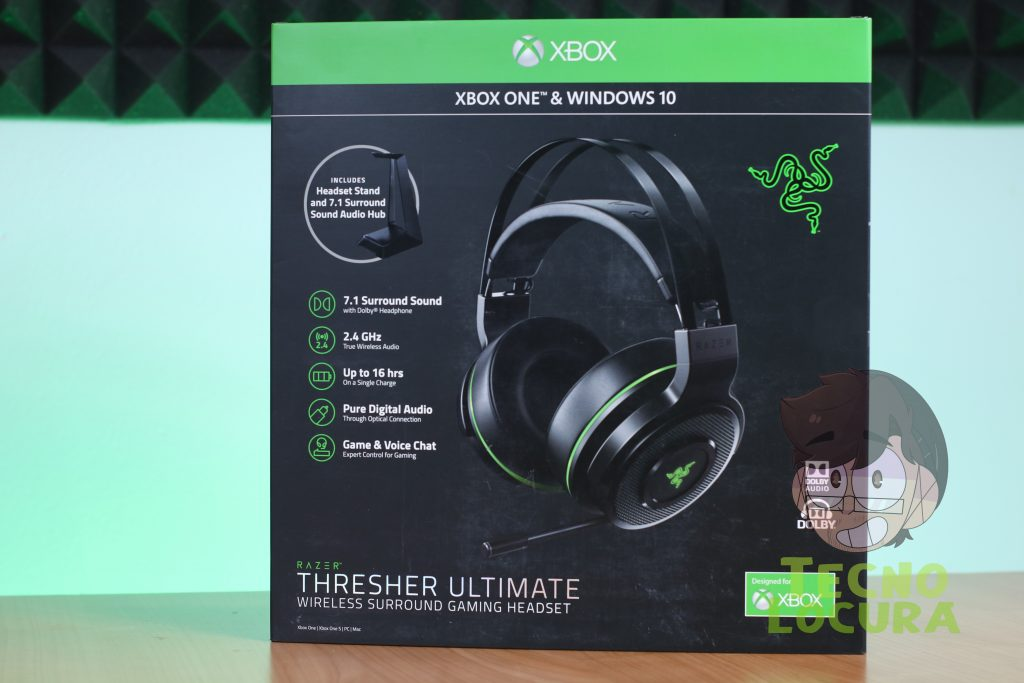 Thresher Ultimate - Xbox and Win10