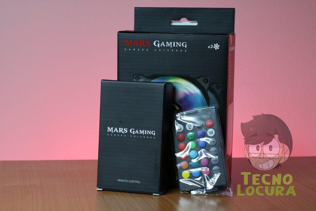 Mars Gaming MFRGB