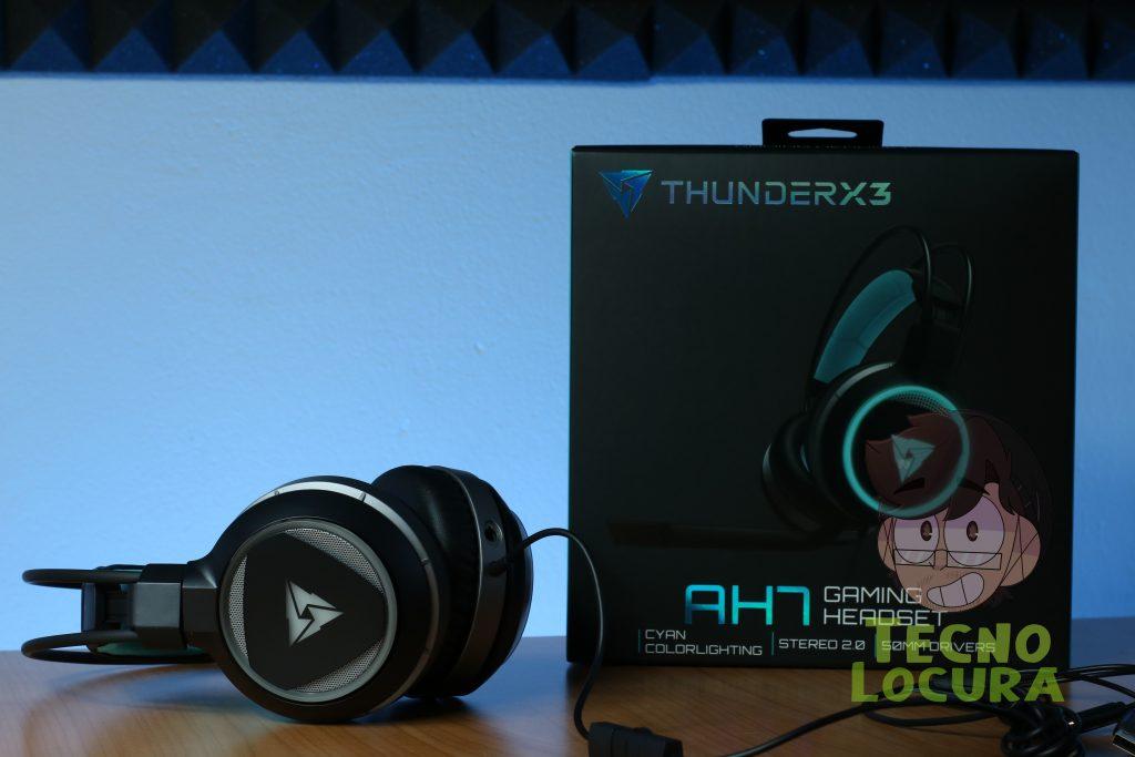 ThunderX3 AH7GLOW