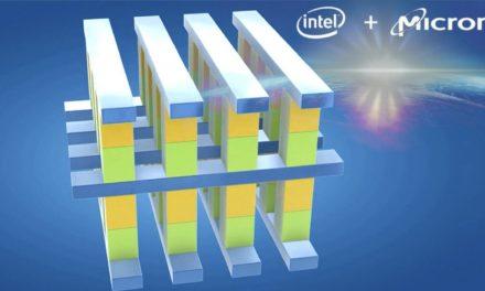 Micron e Intel amplían su liderazgo en memoria flash NAND 3D