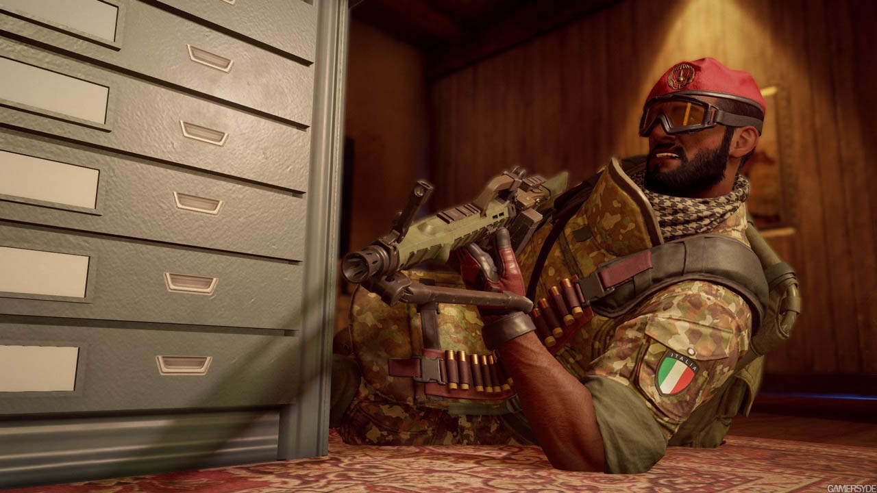 Operation Para Bellum