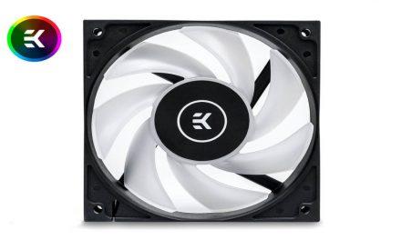 EK Vardar, nuevos ventiladores con iluminación RGB