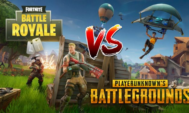 PUGB Corp. demanda a Epic Games por el modo Battle Royale de FORTNITE