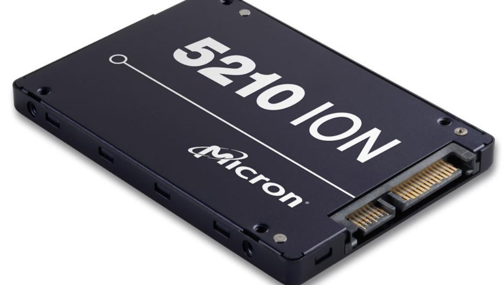 Micron: primera celda cuádruple en NAND SSD