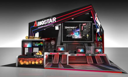 BIOSTAR Crypto Mining, Smart Home y IPC en COMPUTEX 2018