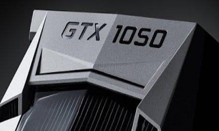 NVIDIA GeForce GTX 1050 con 3 GB confirmada