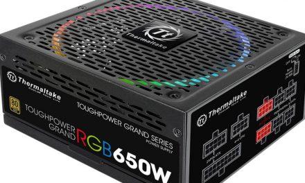 Thermaltake Toughpower Grand RGB Gold (edición RGB Sync)
