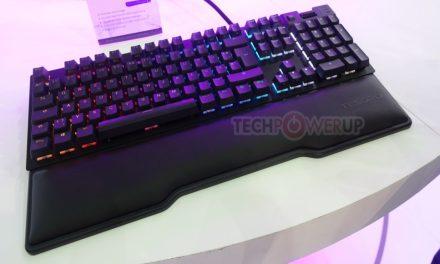 Tesoro exhibe múltiples productos en COMPUTEX 2018