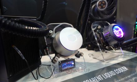 Cooler Master exhibe su All-In-One Thermal Electric