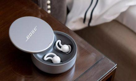 Bose Sleepbuds reproduce sonidos suaves en lugar de música