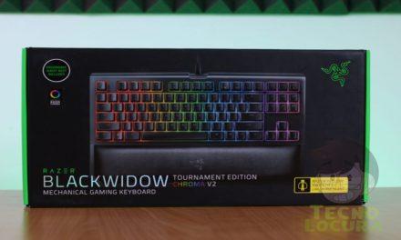 Razer BlackWidow Chroma V2 Tournament Edition