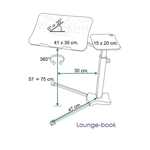 Lounge-Book Crystal White