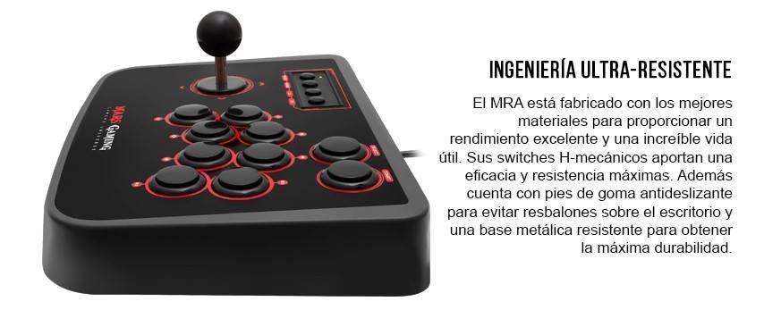 MRA Mars Gaming