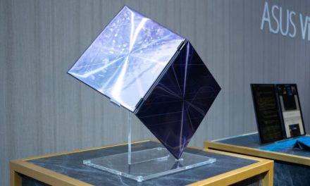 Asus Project Precog, el portátil del futuro con DOBLE PANTALLA
