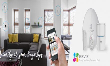 EZVIZ presenta sus cámaras y gadgets inteligentes en España
