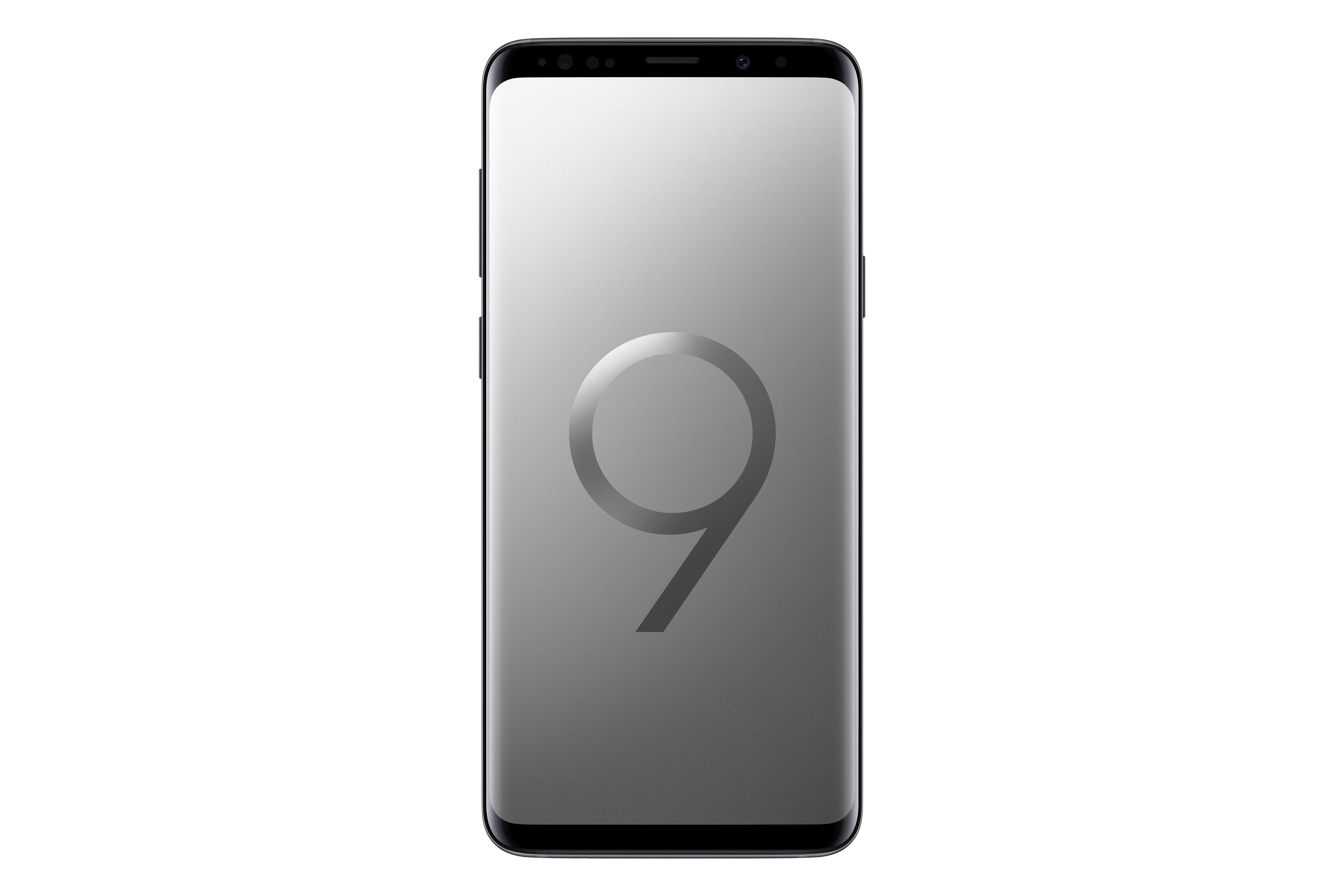 Galaxy S9+ Titanium Gray
